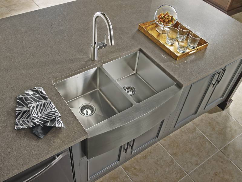 Moen Stainless Steel Sink