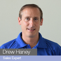 Faucets & Fixtures Sales Expert Drew Haney
